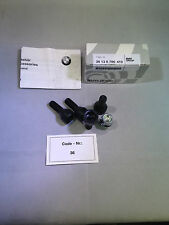 GENUINE BMW LOCKING SECURITY WHEEL BOLTS NUTS SET 36136786419 E46 E87 E90 E60