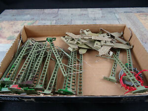 Märklin 3x 7012 22 x 7009 Oberleitungsmast für M- Gleis H0 MHK150 Gebraucht