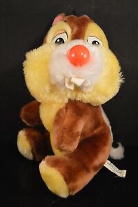 DISNEYLAND-WALT-DISNEY-WORLD-Rescue-Ranger-8-1-2-034-Plush-Doll-toy-CHIP-039-N-039-DALE