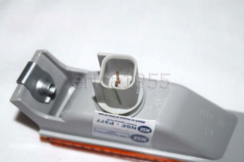 Front Side Marker Parking Light Lamp R Passenger Side for 2010-2012 Ford Fusion