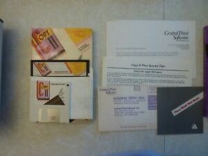 Central-Point-Software-Copy-ii-Plus-Vintage-Apple-Book-iie-iic