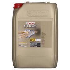 Castrol EDGE Titanium FST 5W-30 C3  20 Litros Frasco
