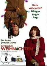 Verrückte Weihnachten - Tim Allen Jamie Lee Curtis Dan Aykroyd - DVD - OVP - NEU