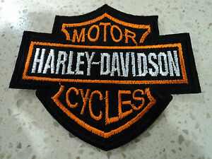 Words Slogan Embroidered Iron on Biker Motorcycle Patches hot Badge Fabric V8A5