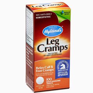 Hyland-039-s-Leg-Cramps-Relax-Calf-amp-Foot-Cramps-100-Tablets