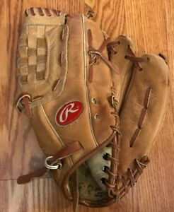 Rawlings Rbg 70 Derek Jeter Baseball Glove 11 5 Inch Leather Softball Mitt Rht Ebay