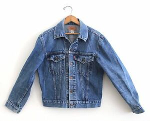 Levis jeans jacket ebay
