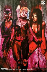 DCeased-1-Exclusive-Greg-Horn-Blood-Red-Variant-Harley-Quinn-Zombie-NM