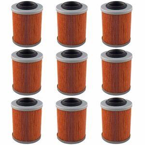 9 oil filter filters for can am commander maverick 800. Black Bedroom Furniture Sets. Home Design Ideas