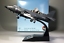 Amer Com British Royal Navy BAE Sea Harrier FRS MK I 1982 1//72 Diecast Model