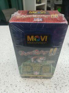 1997 NFL Movi MotionVision Digital Replays 1.1 Sealed Box 20 Ct Autograph?