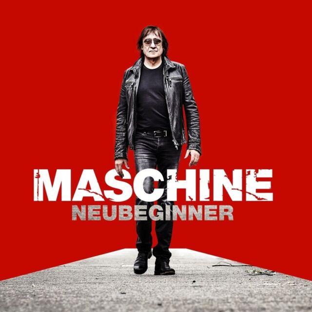 MASCHINE - NEW!BEGINNER (DEL.VERSION INKL.2 BONUSSONGS)   CD NEW!