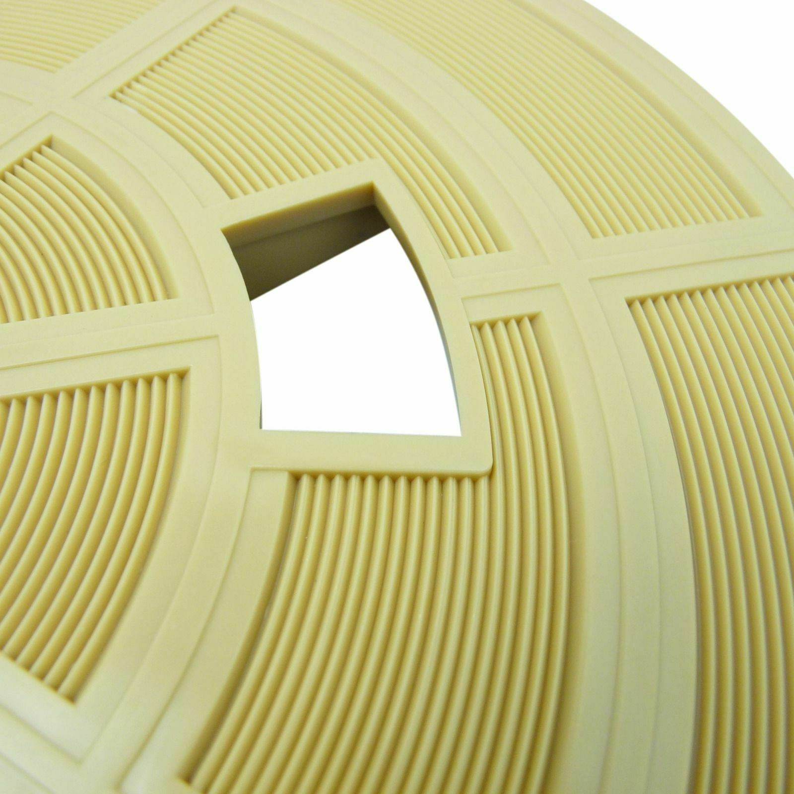 Pool Skimmer Deck Lid Cover Quiptron Filtrite SK900 SK950 Beige Brown Colour