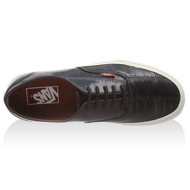 VANS Authentic Decon Shoes Real Leather