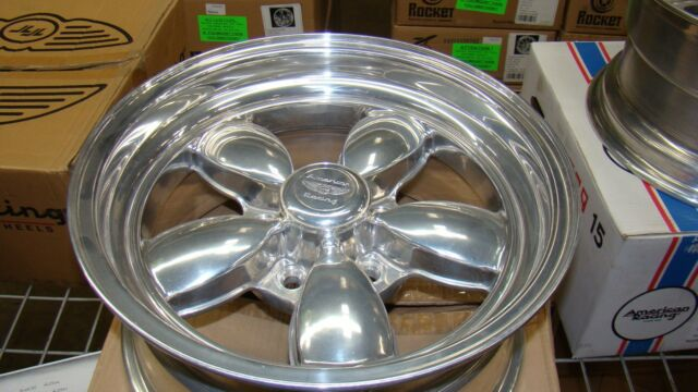 American Racing Polished 200S 15 x 7 VN420 Wheel - Open Box
