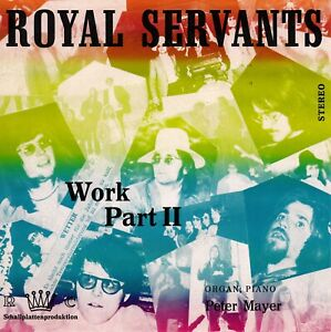 Royal-Servants-Work-Part-II-KRAUTROCK-SINGLE-1970