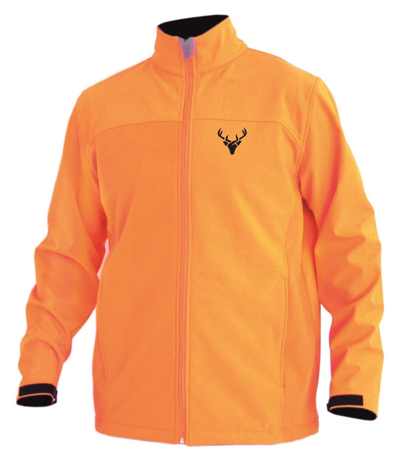 North Company TROPHY TROPHY TROPHY BLAZE Softshell Jacke Orange NEU ecc15e