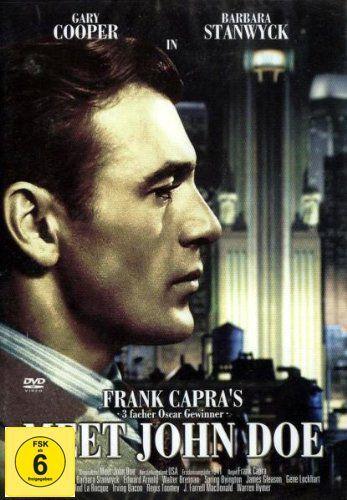 1 von 1 - Frank Capra - Meet John Doe (Gary Cooper) [FSK6] (DVD) NEU+OVP