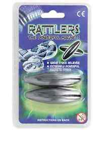 Rattlers powerful stress reliever magnets