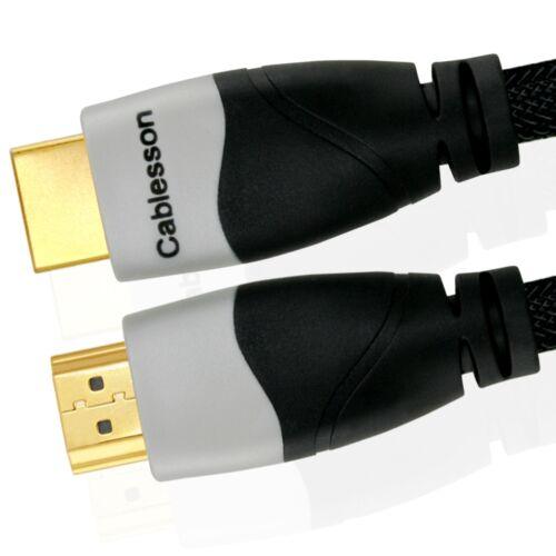 HD 1080p última versión 2.0//1.4a Cablesson ikuna High Speed cable HDMI
