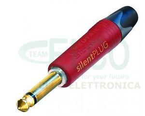 NEUTRIK-NP2X-AU-SILENT-Connecteur-Jack-6-3-mm-Mono-avec-Silent-Interrupteur-type