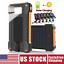thumbnail 1 - Solar Power Bank 2000000mAh Portable Dual USB External Battery Charger For Phone