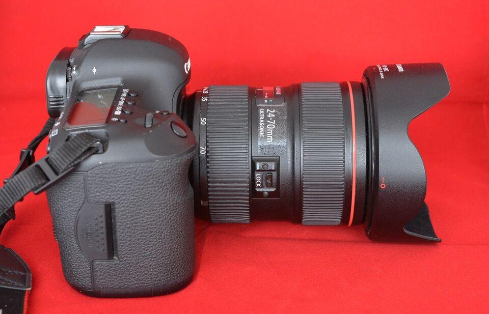 Canon 5D mark 3, Canon, Perfekt
