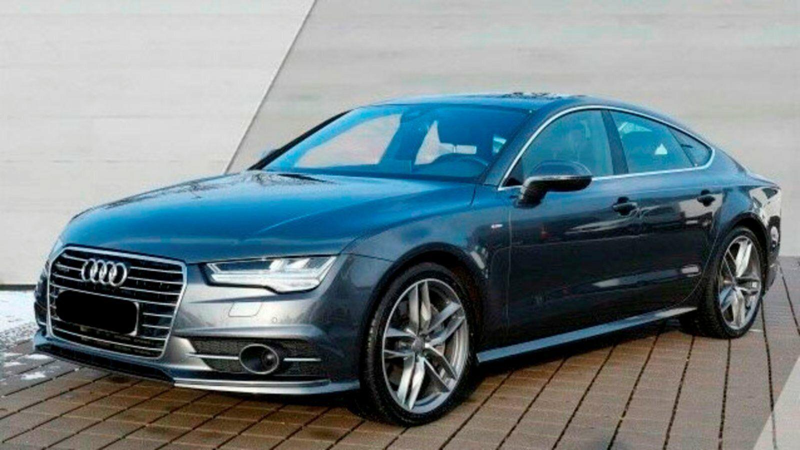 Audi A7 3,0 TDi 320 SB quattro Tiptr. 5d - 3.584 kr.
