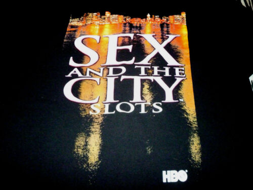 Sex In The City Shirt ( Size L ) NEW!!!