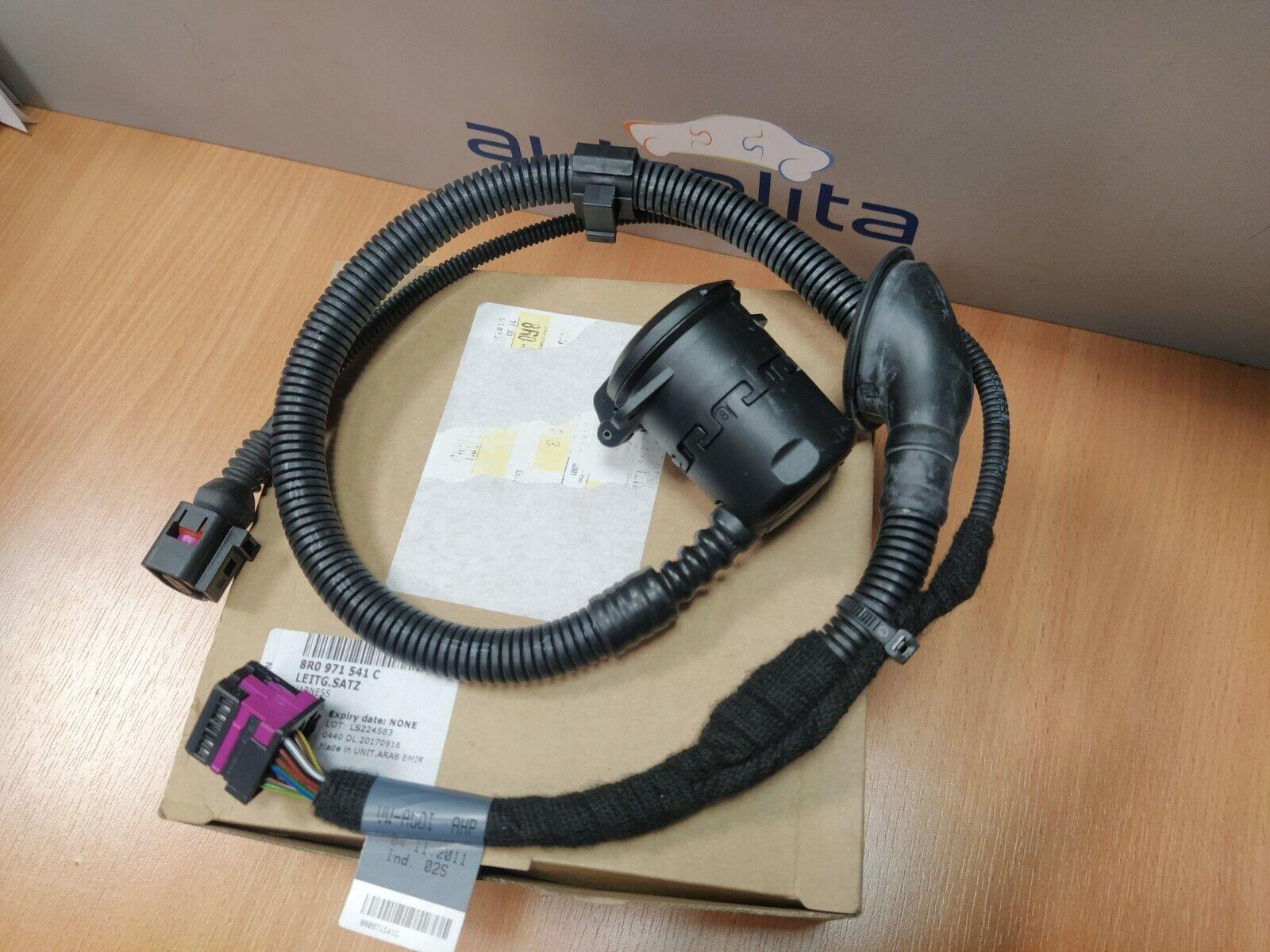 audi q5 hitch wiring audi 8r0800495d for sale online ebay  audi 8r0800495d for sale online ebay