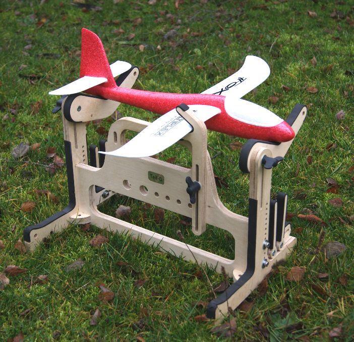 Multiplex Fox + parte-Q trasporto STe Bundle,  CNC KIT + vela aereo  fornire un prodotto di qualità