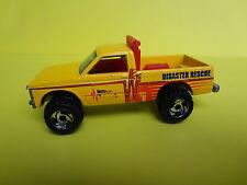 Hot Wheels Pick Up Desaster Rescue von 1982