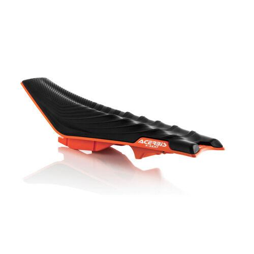 Acerbis Seat-X Banquette Noir Orange KTM SX Sxf Sx-F 125 250 350 450 2017