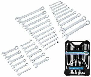 BlueSpot-32pc-combinacion-Spanner-Set-Imperial-Metrico-Stubby-Llave-Llaves