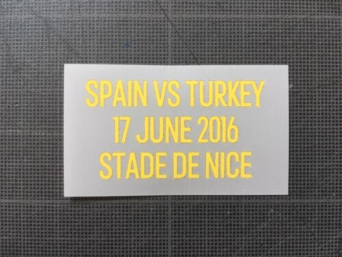 EURO 2016 MATCH DETAIL GERMANY SPAIN BELGIUM RUSSIA SWEDEN UKRAINE MDT FRANCE 16