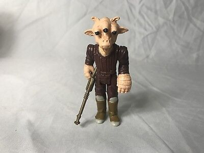 Vintage Star Wars Ree Yees 1983 COMPLETE AUTHENTIC KENNER WEAPON COO TAIWAN ROTJ