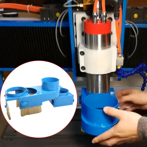 Engraving Machine Woodworking Tool Dust Hood Spindle Motor CNC Router Collection