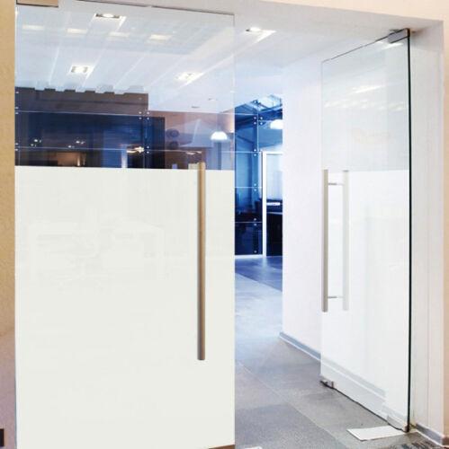 Film De Fenêtre Auto-adhésif hochglänzend Blanc 122x100 cm Pare-vue Protection Solaire