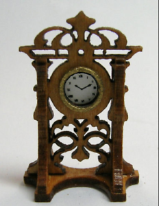 CHM Mantle Clock with Fretwork Kit