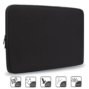 """Double-Color Premium Waterproof Soft Sleeve Bag For 2018 Macbook Pro 13/"""" A1989"""
