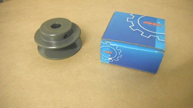 "2-1//2/"" OD 2BK23-3//4/"" 2BK 3//4/"" Bore 2 GROOVE Sheave PULLEY FOR 4L,5L BELT 2.5/"""