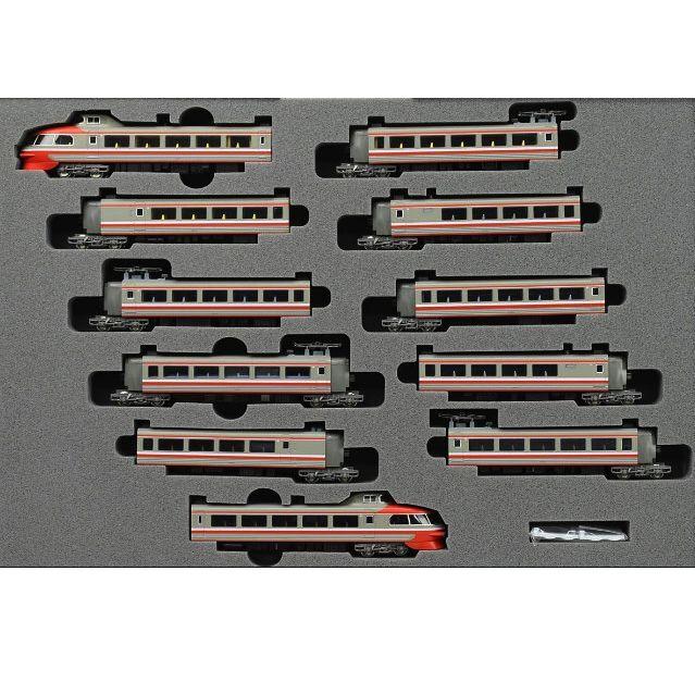 Kato 10-1181 Odakyu Romance Car 3100 Class NSE 11 Cars Set - N