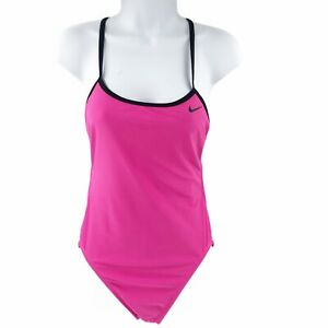 60-Nike-Crossback-One-Piece-Swimsuit-Pink-Size-6