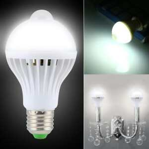 Smart E27 Led Lampe PIR Infrarot Bewegungssensor 5W 7W 9W Licht LED Lampe Birne