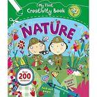 My First Creativity Book: Nature by Anna Brett (Spiral bound, 2015)