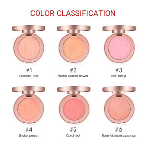 Highlighter-Palette-de-fard-a-joues-Blush-Cosmetique-de-visage-Nouveau