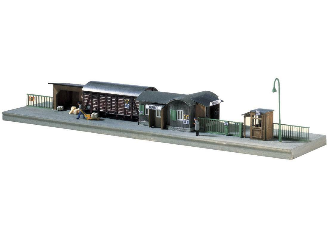 PIKO 60028-behelfs Stazione Ferroviaria-Spur N-NUOVO