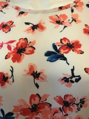 BNWT GERRY WEBER COLERCTION Floral Print Flare Sleeve Blouse UK18 RRP £80