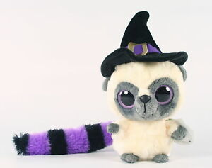 """YOOHOO and friends HALLOWEEN WITCH 5"""" wannabe plush soft toy - NEW!"""