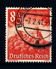 GERMANY - GERMANIA REICH - 1940 - Castello di Heidelberg